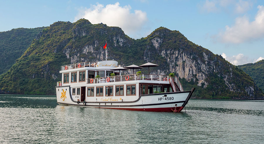 Halong Azalea Cruise – Day Tour
